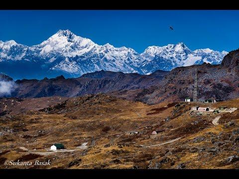 Sikkim - Silk Route -Sillery Gaon- Rishi Khola- Zuluk-Gangtok