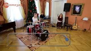 Камышова Елена - Новогодняя встреча учеников и гостей Музыкальной школы
