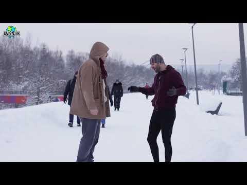 DNEVNJAK - 'Trčanje' po snegu