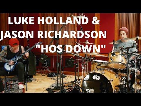 "Meinl Cymbals Luke Holland Jason Richardson ""Hos Down"""