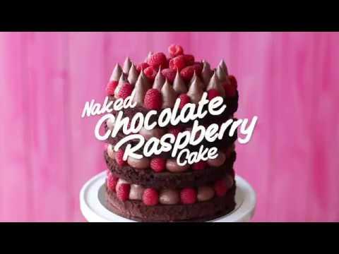 Delicious Chocolate Raspberry Cake Recipe