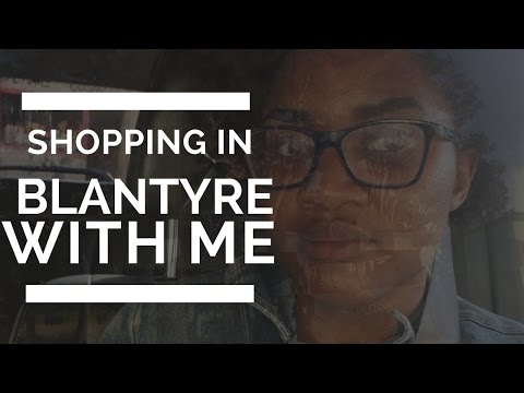 African Vlogs 2: Lets go shoppping in Limbe, Malawi, Adventure time