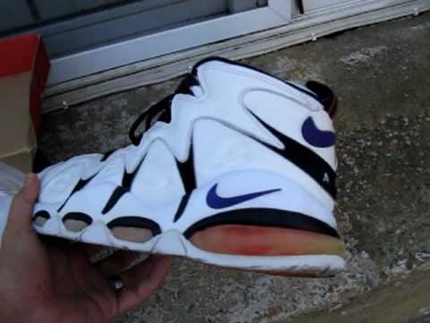 quality design 79bd4 b1245 Marmatic28 Nike Air CB34 (Charles Barkley) - YouTube