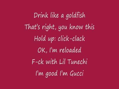 Lil Wayne - Rollin' (Lyrics)(Sorry 4 The Wait)