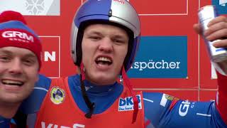 5th Luge WorldCup Lake Placid 2017/2018 at the USA, N.Y.