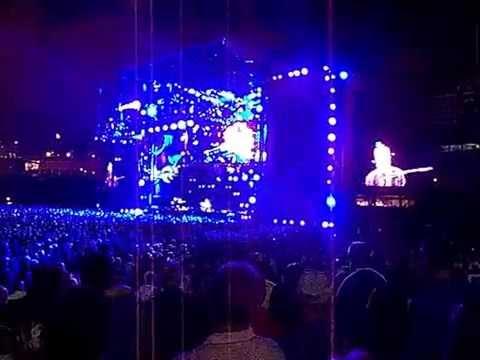 Elton John & Billy Joel - Piano Man @ Wrigley Field Chicago