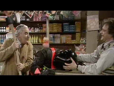 Open All Hours - s02e06 - Shedding At The Wedding