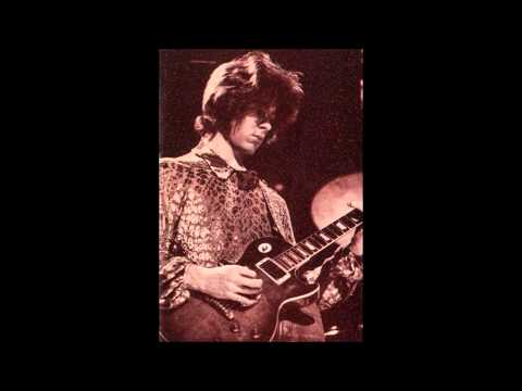 Mick Taylor - Broken Hands live (for the very first time), 1990 March 1
