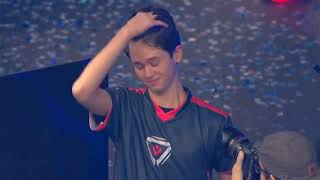 BUGHA Wins 3 million dollar fortnite World Cup!