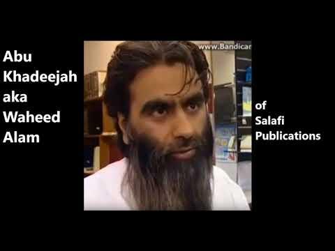 Abu Khadeejah of Salafi Publications Defending Ali Hasan Against the Senior Saudi Scholars!