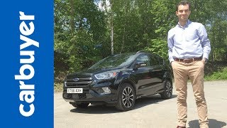 Ford Kuga SUV in-depth review – Carbuyer