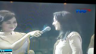 MUSIC: Isabella Fawzi Cute Comment on TVRI (Marissa Haque Ikang Fawzi)