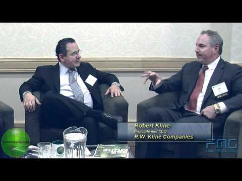 Robert Kline RW Kline CMBS, Notes, Bulk REO as Investments and Debt Restructure