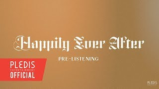 NU'EST The 6th Mini Album 'Happily Ever After' Pre-Listening