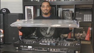 Pioneer DJ XDJ-XZ Decksaver Cover Unboxing & Review
