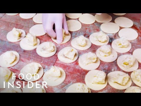The Best Pierogi In NYC | Legendary Eats