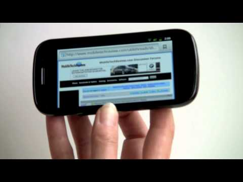 Samsung Nexus S 4G Review