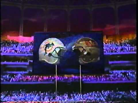 1997 Sunday Night Football Intro (TNT)