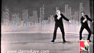 Danny Kaye and Gene Kelly dance on The Danny Kaye Show 1963