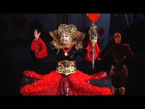 Алиса в стране чудес - Красная Королева [Дарья Кожина] 10.12.2016