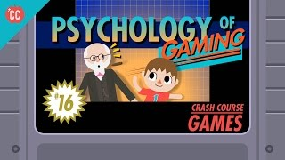Psychology of Gaming: Crash Course Games #16