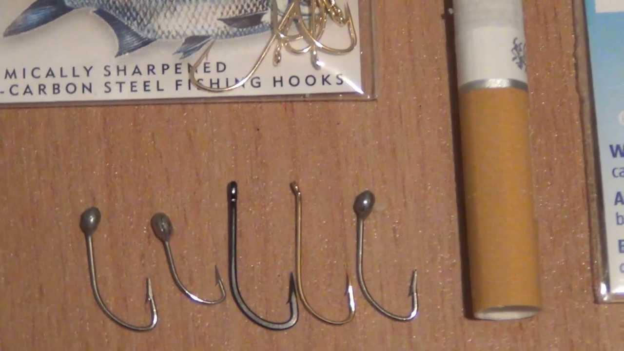 крючки для ловли хариуса