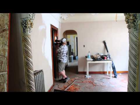 DIY's Rehab Addict Host Tackles A House In Detroit