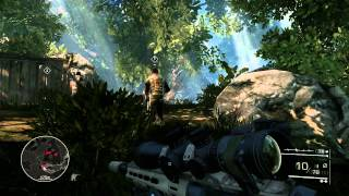 Sniper Ghost Warrior 2 PC GamePlay HD 720p