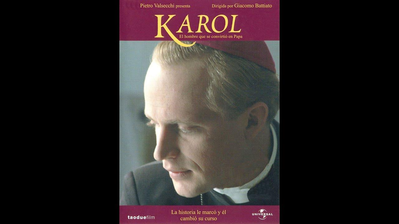 Karol El Hombre Que Se Convirtió En Papa Película Completa Youtube