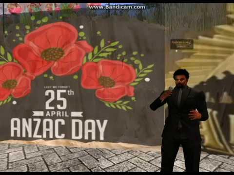 ANZAC DAY CELEBRATION KCNN