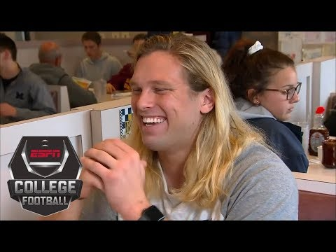 Inside the mind of Chase Winovich, the NFL draft's most curious prospect