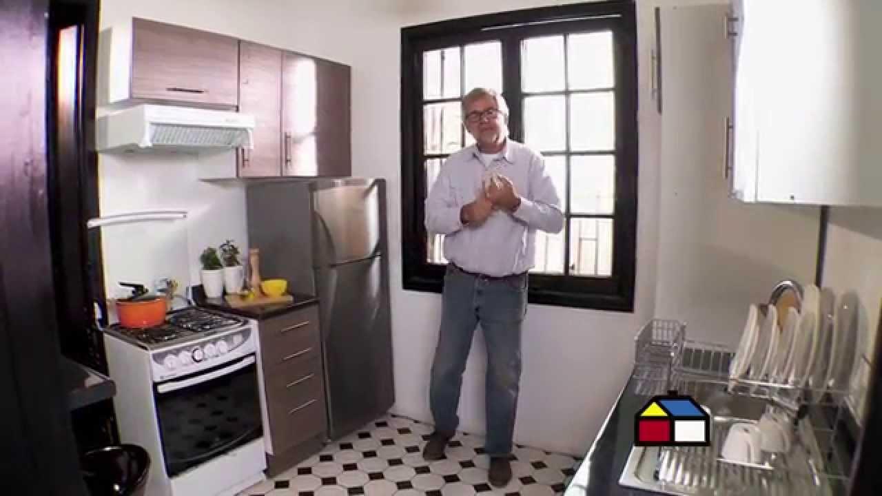 H galo usted mismo programa del 05 julio 2015 youtube - Planificar una cocina ...