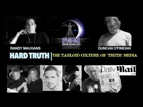Duncan O'Finioan Hard Truth | The Tabloid Culture of the 'Truth' Media