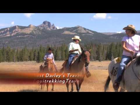 Equitrekking Travel Wyoming Ranch Vacation