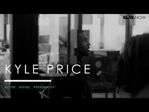 Meet Actor, Model and Personality Kyle Price