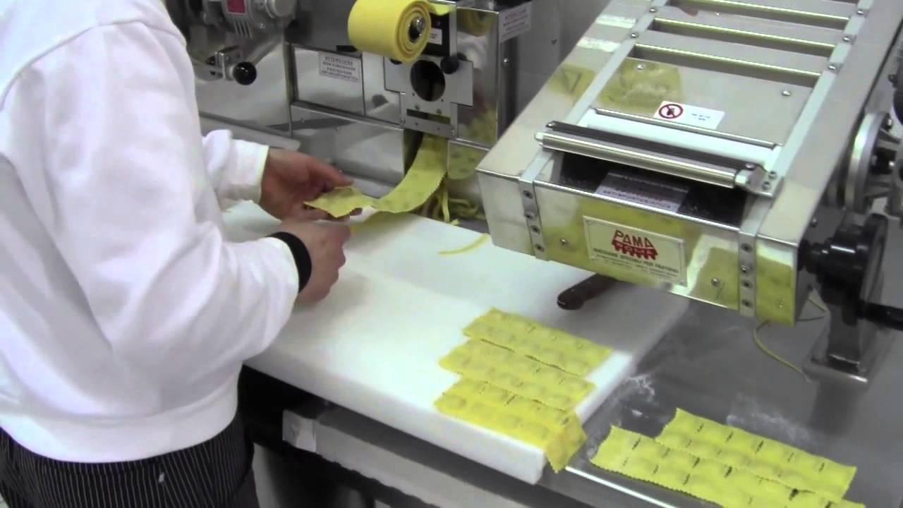 Un piccolo pastificio una grande passione pasta fresca e for Macchine da cucire piccole