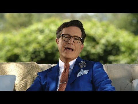 Stephen Colbert Brilliantly Mocks Lifestyle Branding