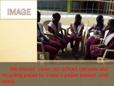 waste paper to useful product, PUPS Sarvoy, Salem