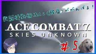 【ACE COMBAT 7】ACMSAI(解雇)が頑張る! ~部隊異動編~ 【#5】