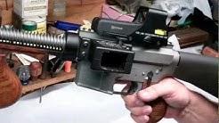 SUB-TEK,   AR-15 SUB-TEK,  M-16 SUB-TEK,  45 acp upper receiver