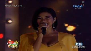 Katrina Velarde, Gerald Santos & Gian Magdangal on Sunday Pina…