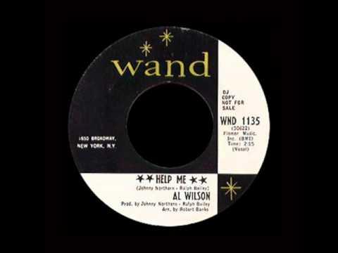 Al Wilson - Help Me