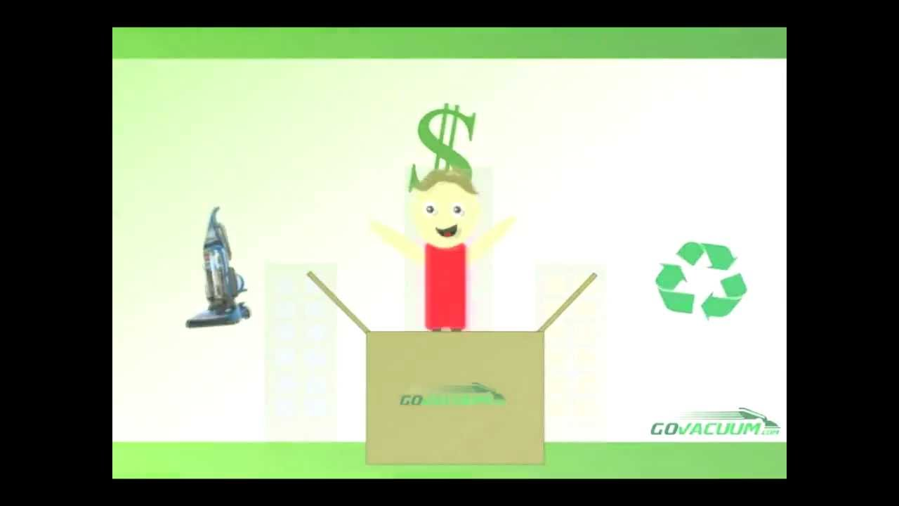 How To Recycle A Vacuum Cleaner Vac Recycle From GoVacuum com Sell A Vacuum