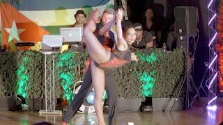 danger rodriguez yunaisy farray yo vengo de cuba 2016 official new show cuban salsa