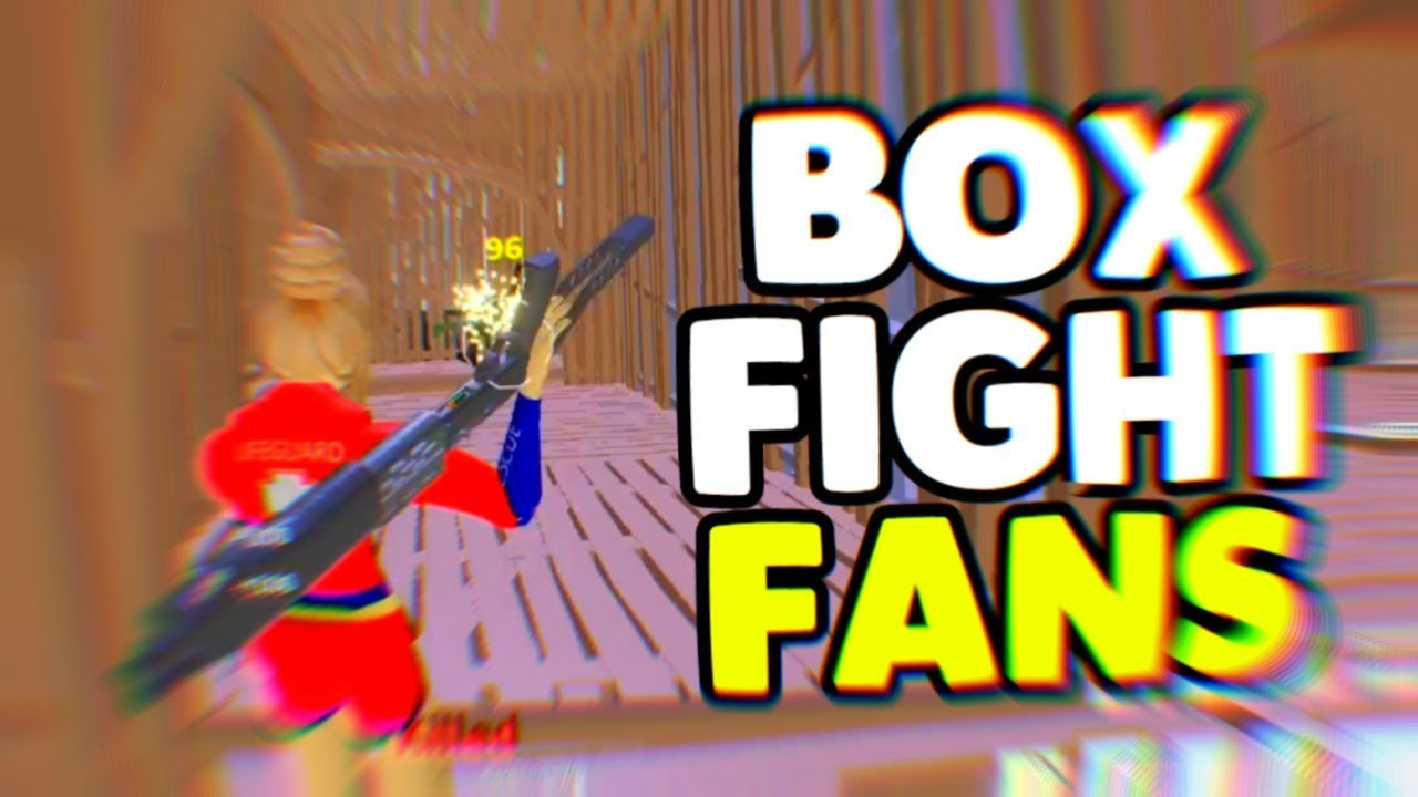 1v1 BOX FIGHTING Fans In Strucid...(Roblox) - YouTube