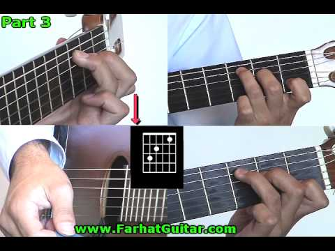 Let´s Spend the Night Together - Rolling Stone Guitar Cover Part 4 Full Song  www.FarhatGuitar.com