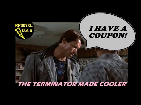 Terminator 1 Gunshop With Inappropriate Music