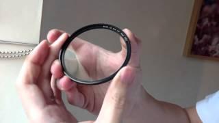 B+W XS-PRO UV FILTER
