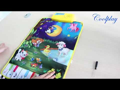 Baby Touch Musical Play Game Mat