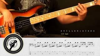 Zafer Şanlı Bas Gitar Dersleri Stiller Disko 2 110 Bpm